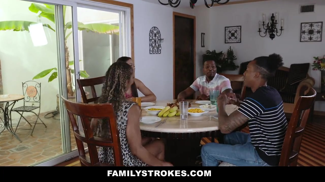 Big Tits Family Therapy