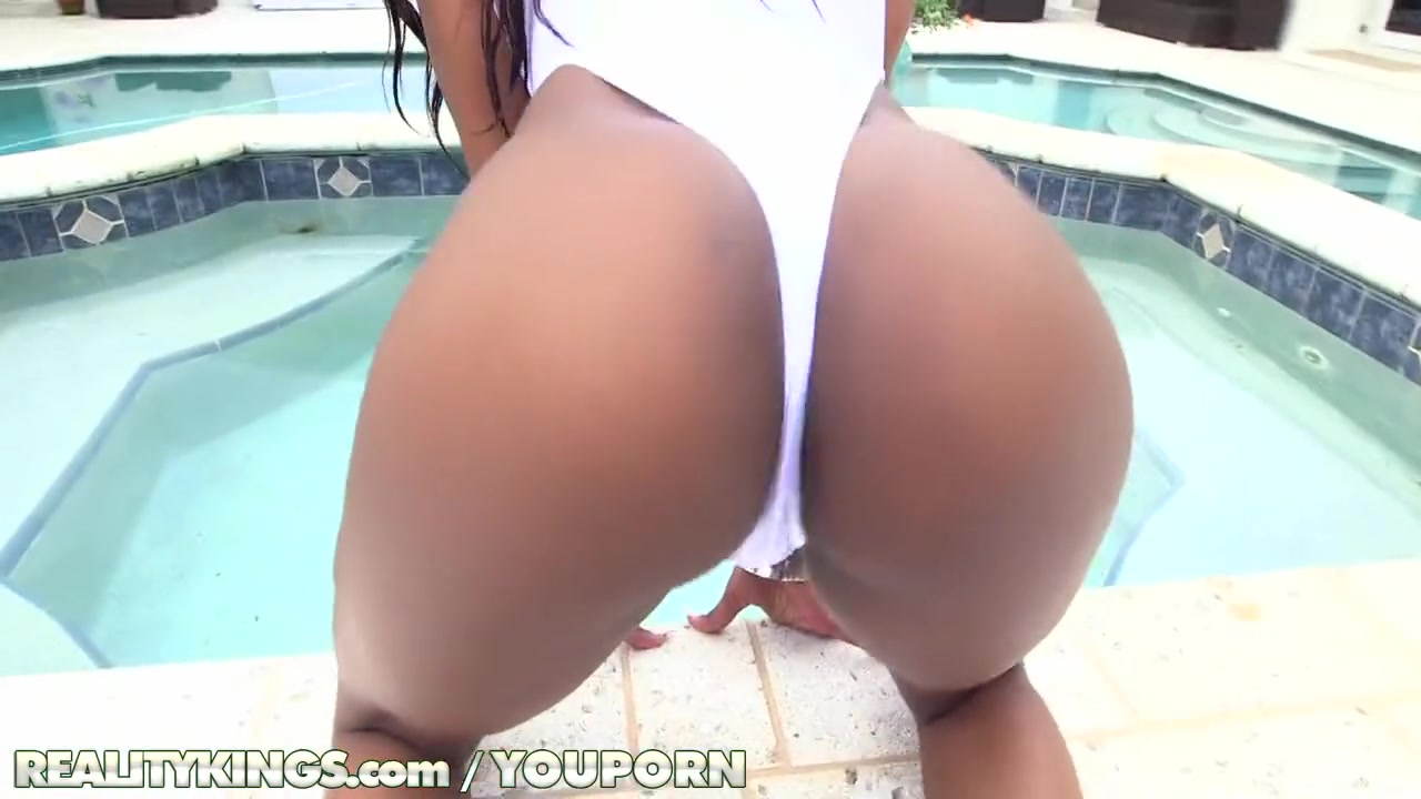 Ebony Big Tits Homemade