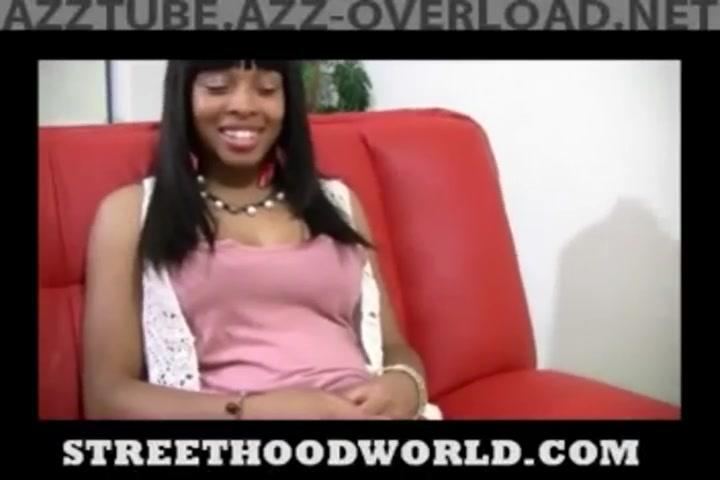 Ebony Teen Webcam Dildo