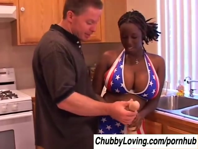 Ebony Interracial White Guy
