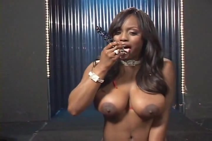 Jada Fire Anal Threesome