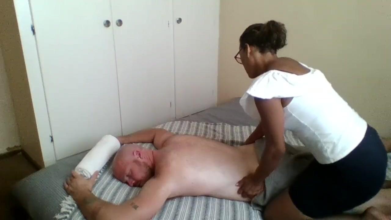 Hidden Japanese Massage Fuck