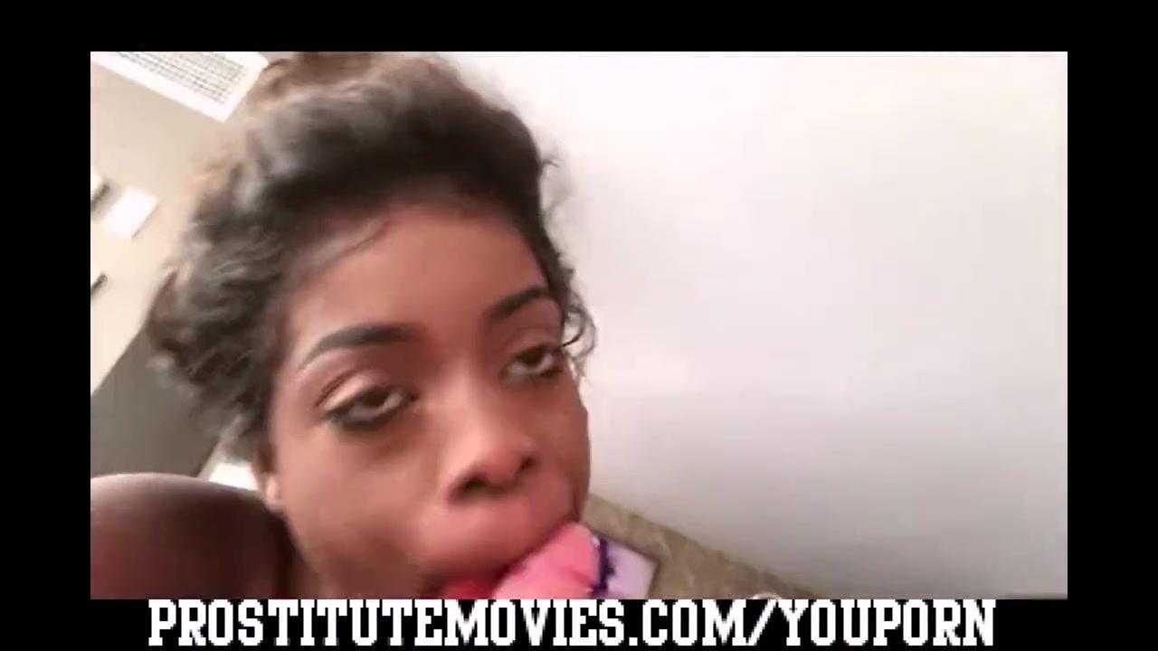 black girl facial compilation