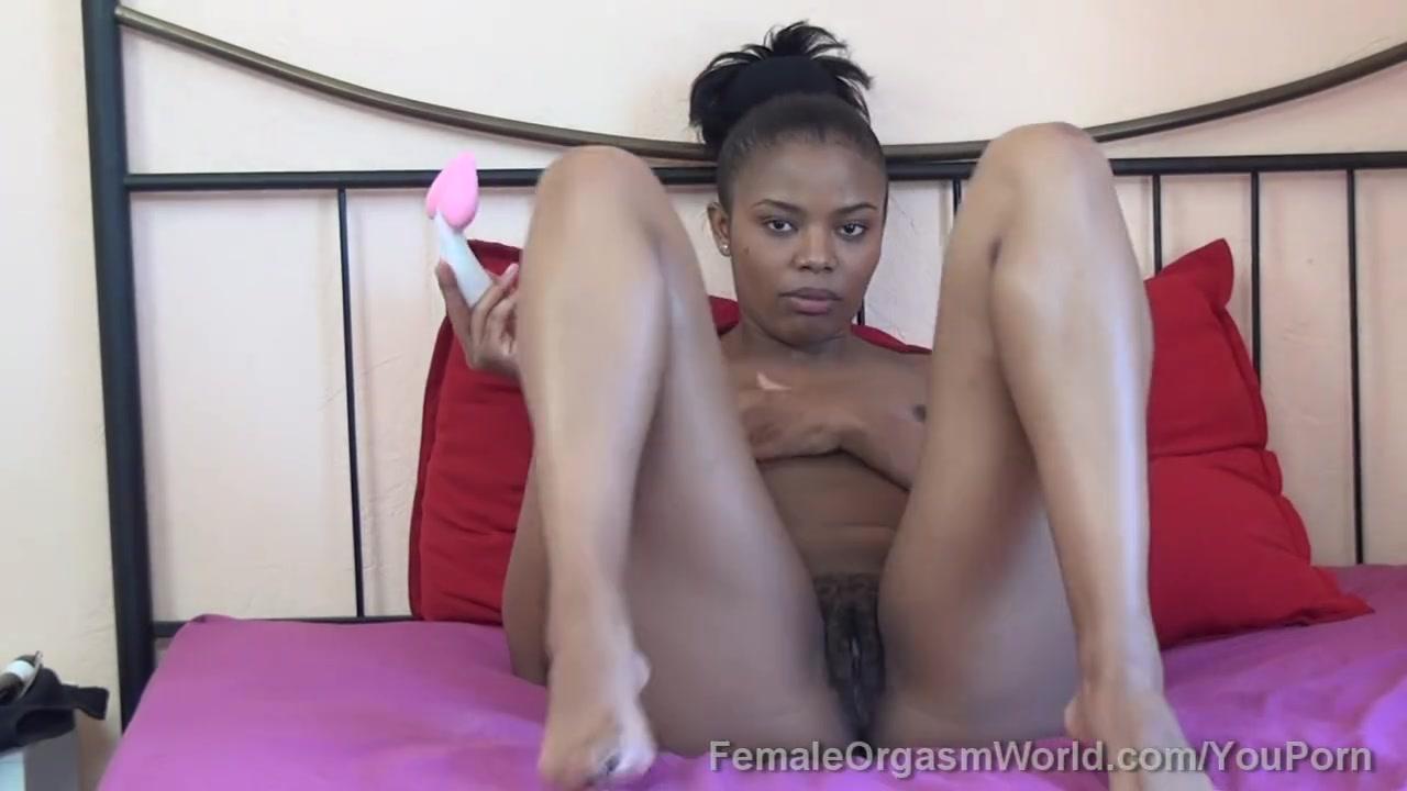 Female Ebony Mature Homemade