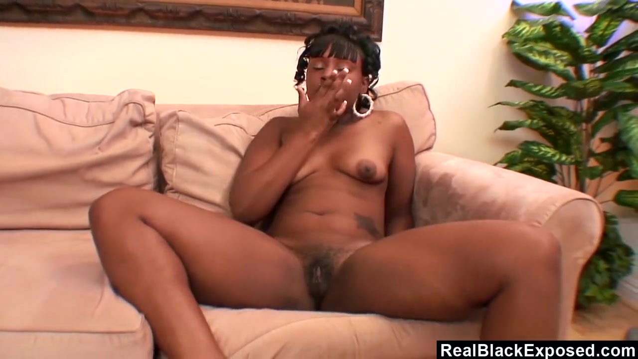 Fat Ass Ebony Rides White Dick