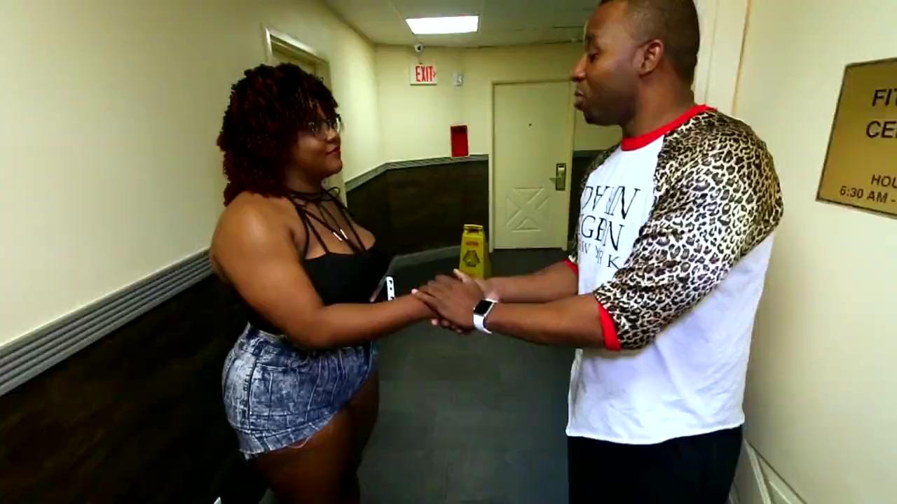 Husband Share Ebony Wife