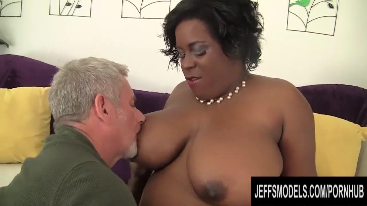 Ebony Milf White Guy Pov