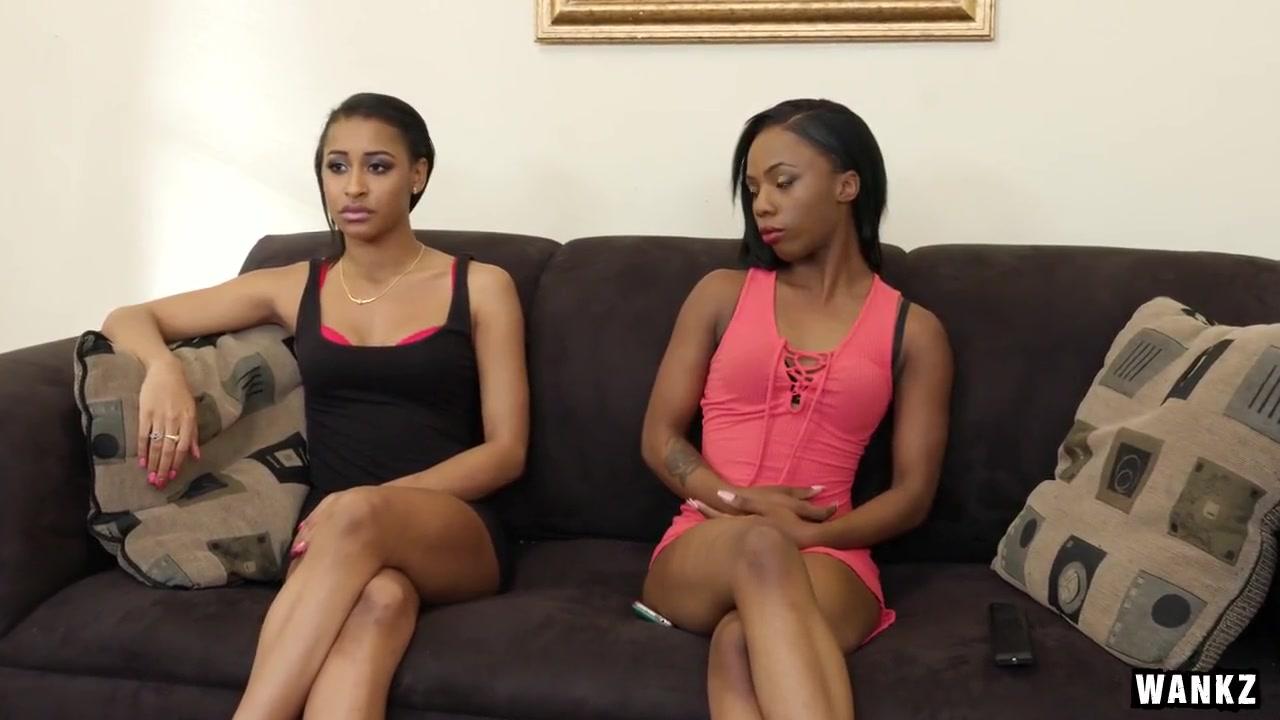 Black Lesbian Squirting Strap