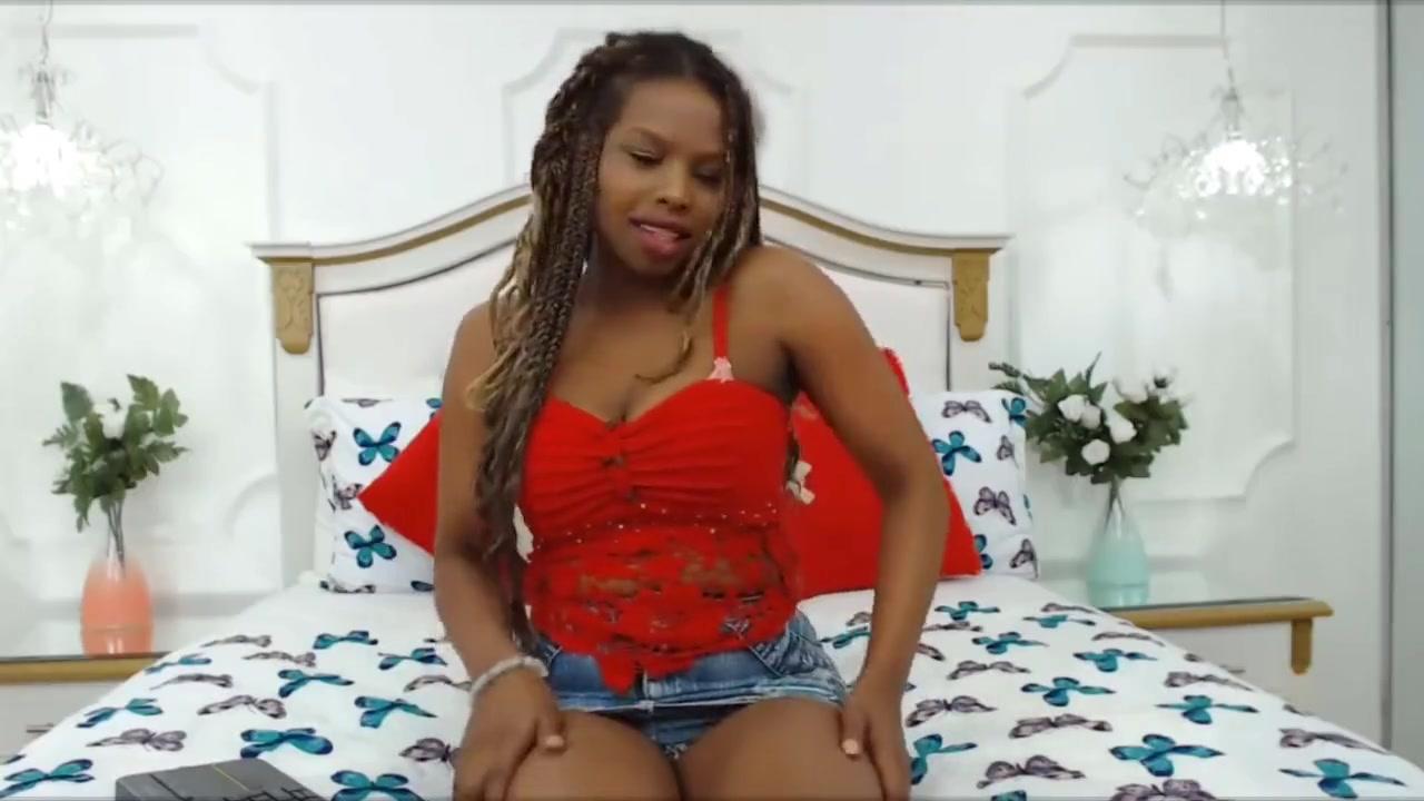 Petite Ebony Teen Interracial