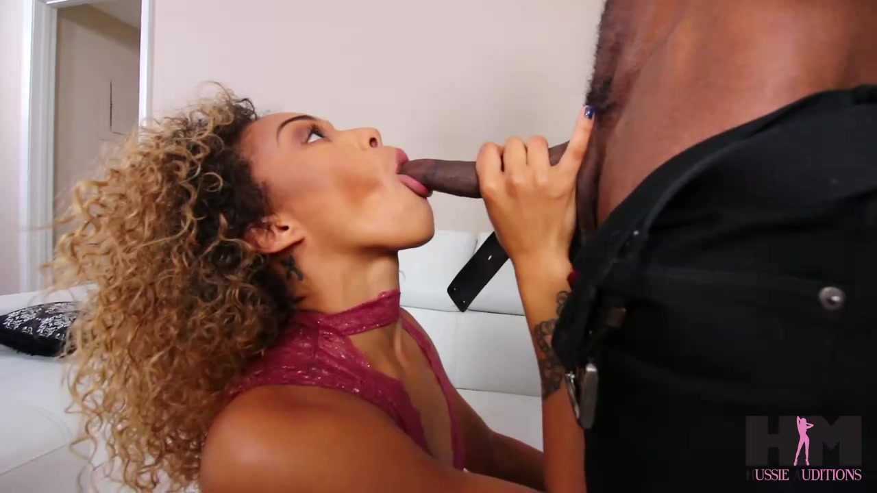 While Her Friend Ebony Watches
